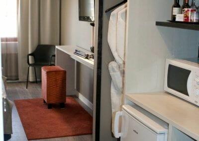 Hotel Kauppi Comfort Room Entrance