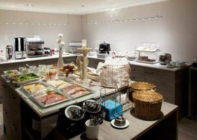Hotel Kauppi Tampere Breakfast