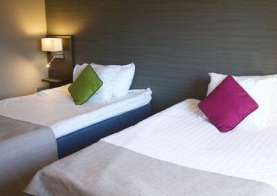 Comfort room beds