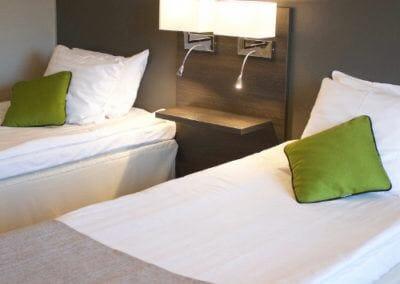 Hotel Kauppi - Standard Twin Room